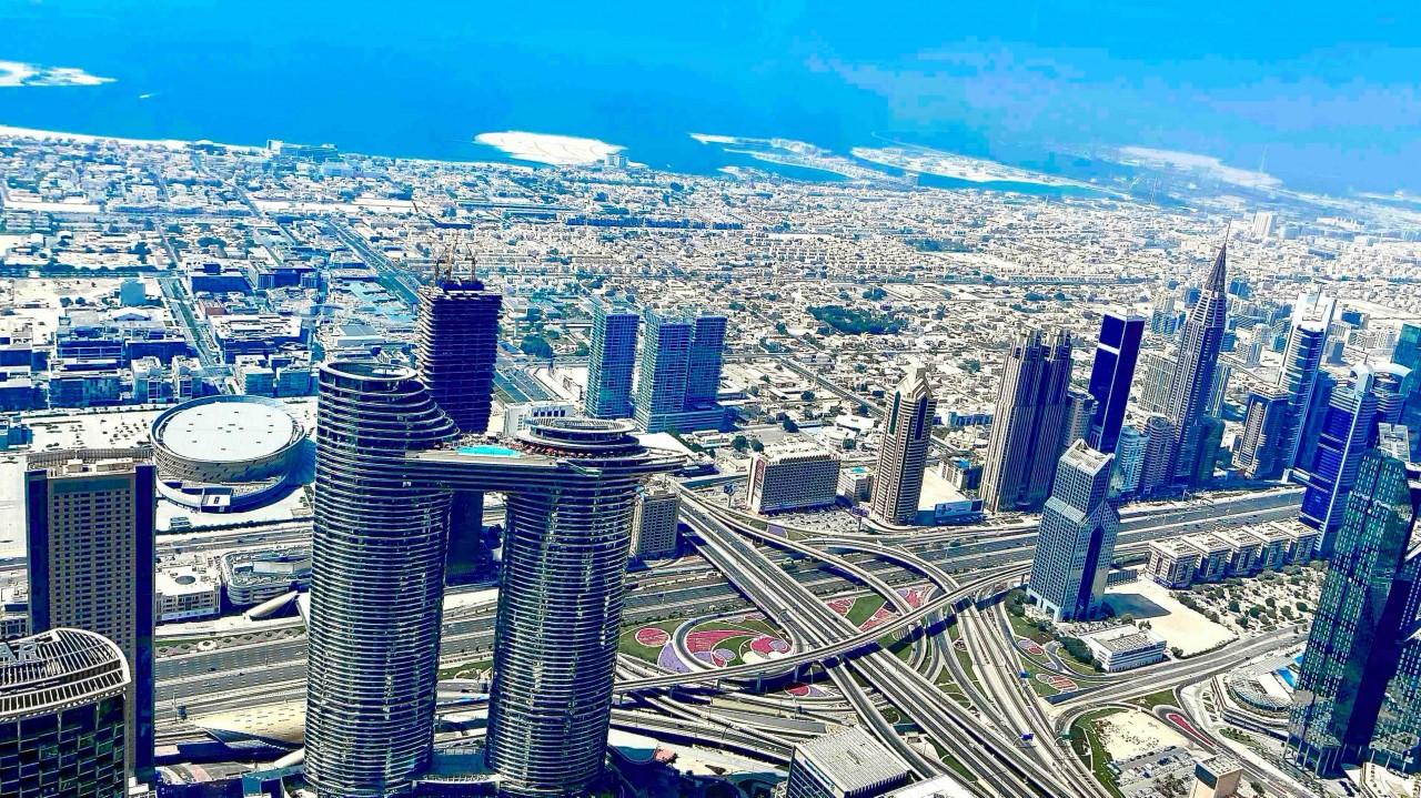 Dubaj - najbogatsze miasto świata