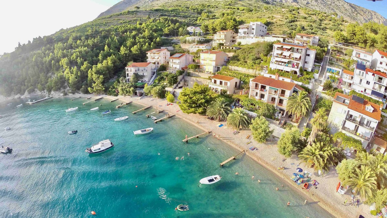 Omiš & Stanici - wakacje w Chorwacji