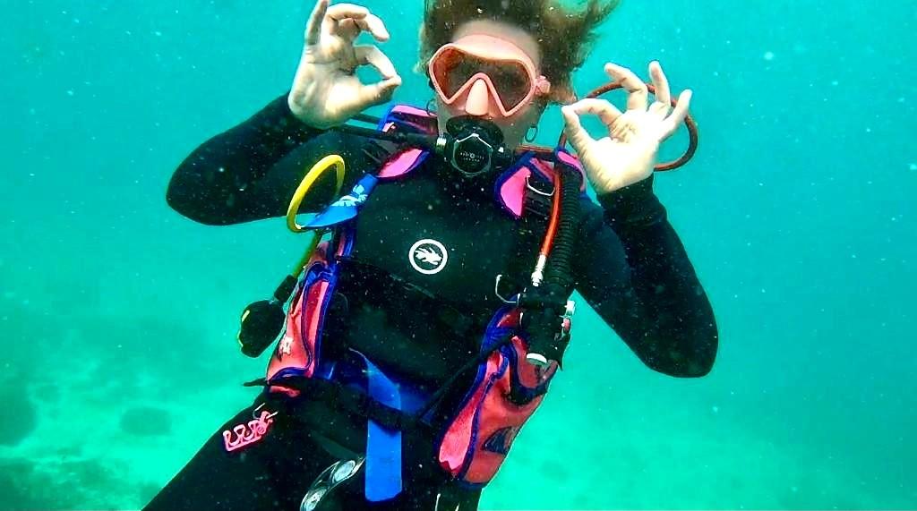 Scuba Diving - zakochać się w nurkowaniu