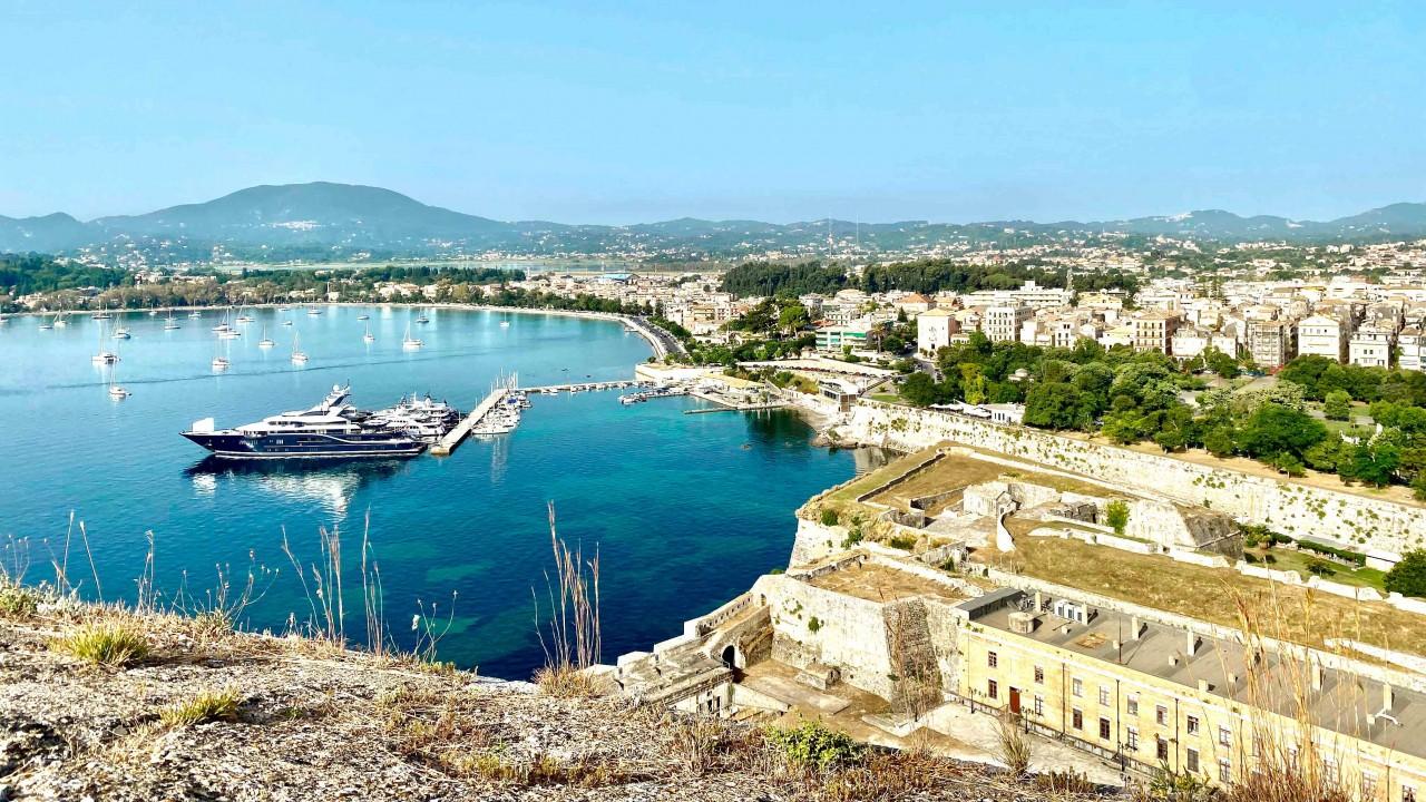 Korfu - Kerkyra