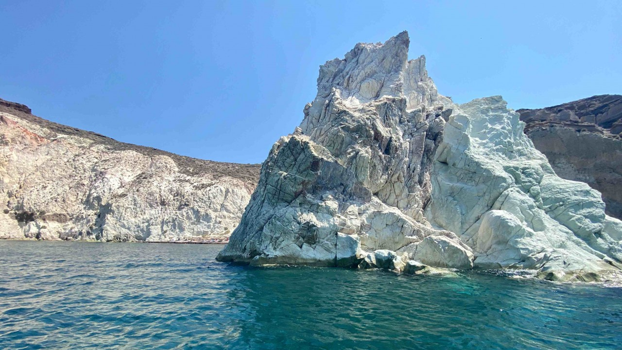 Santorini - najpiękniejsze plaże