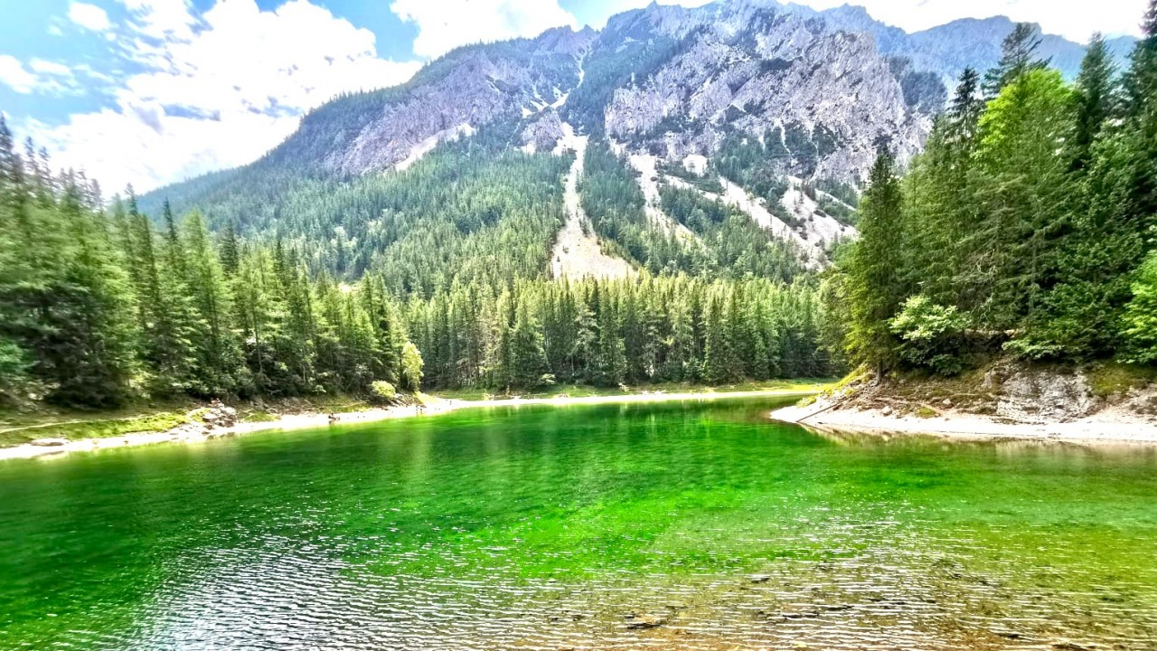 Odkrywamy Austrię: Grüner See & Mariazell - Styria