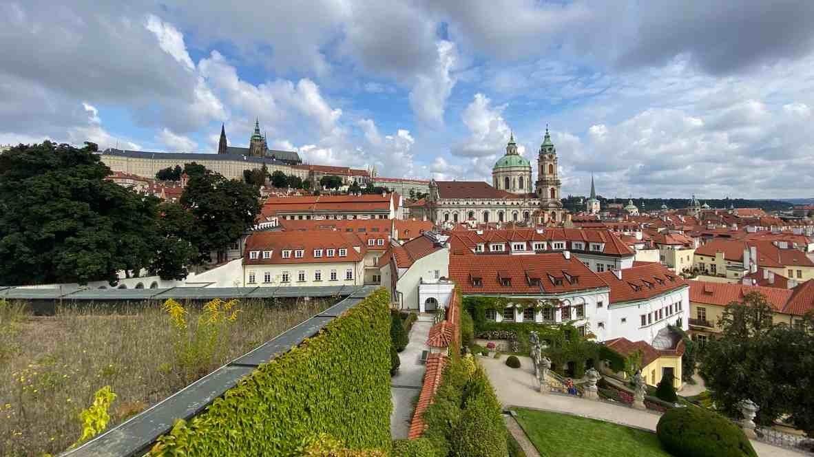 Praga: Zamek na Hradczanach