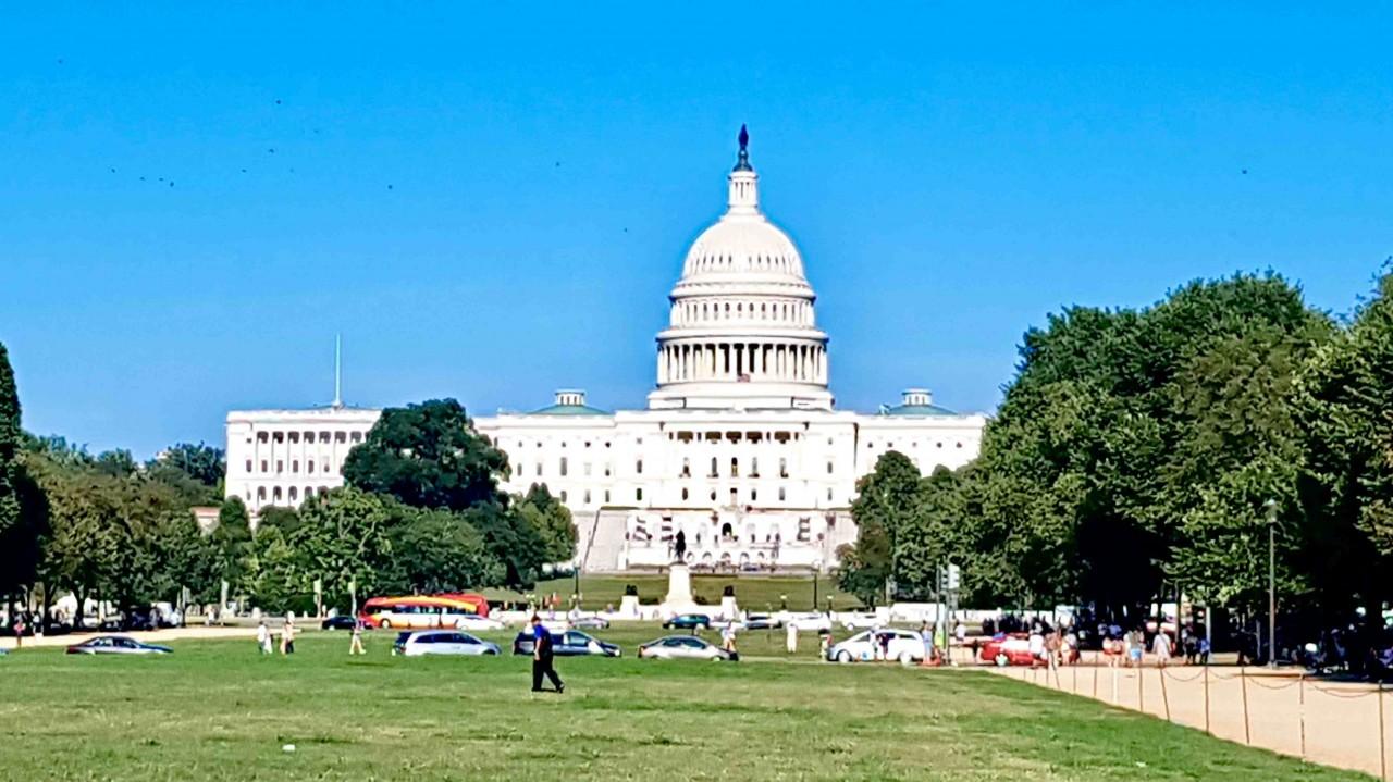Waszyngton & Charlestone - kolebki niepodległości