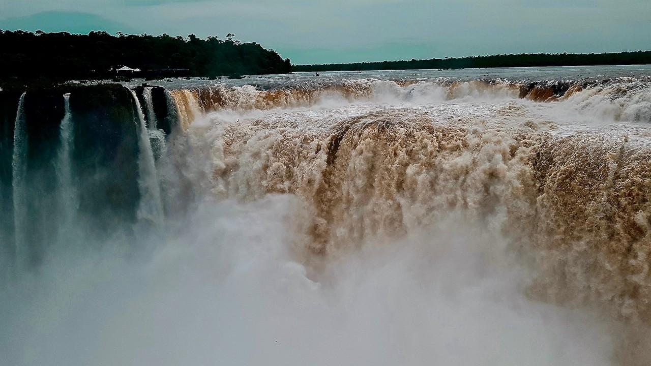 Iguazu - Niebiańska Gardziel Diabła