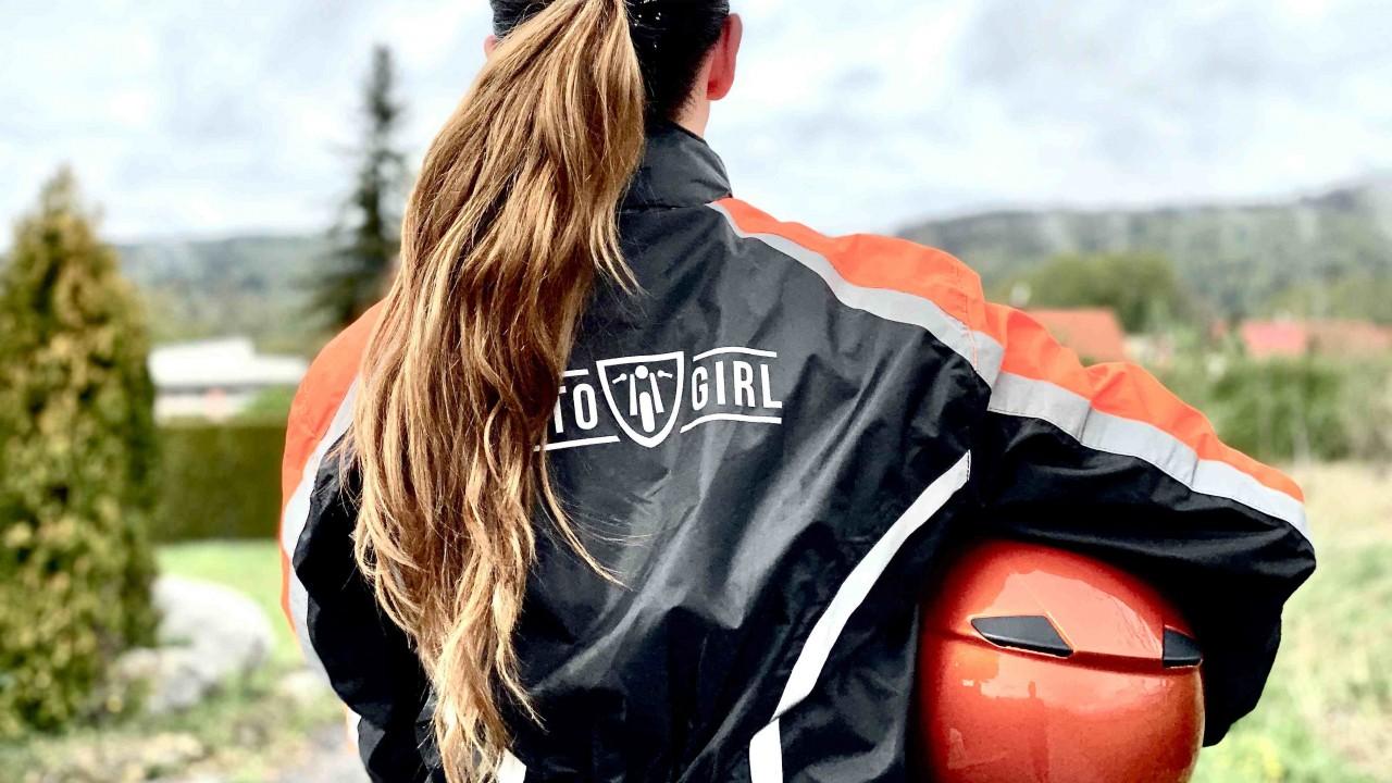 Kobiety na motory :)